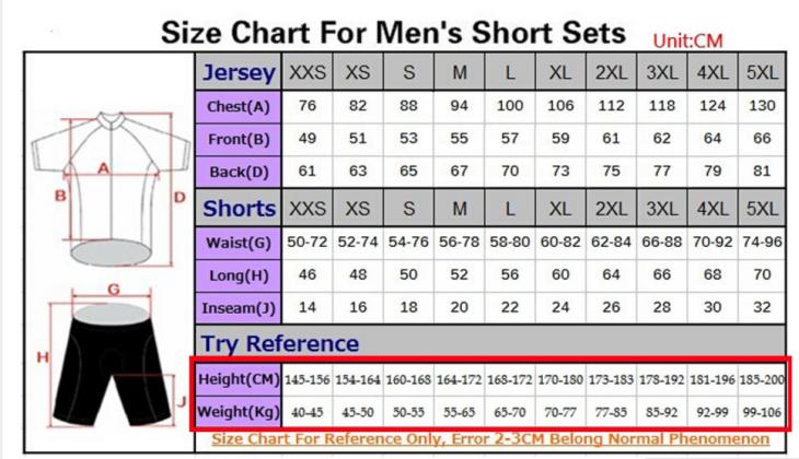 2452f5529d55b Таблица размеров Алиэкспресс на русском: размеры детской, женской ...
